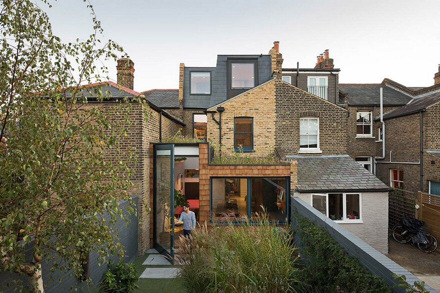 Victorian House Renovated in South London