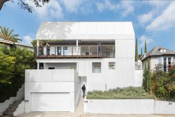 AD House: Addition and Renovation by Lorcan O?Herlihy Architects