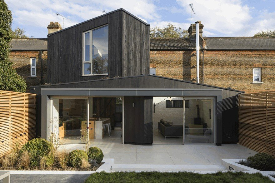 Black Ridge House, Waltham Forest, Neil Dusheiko Architects