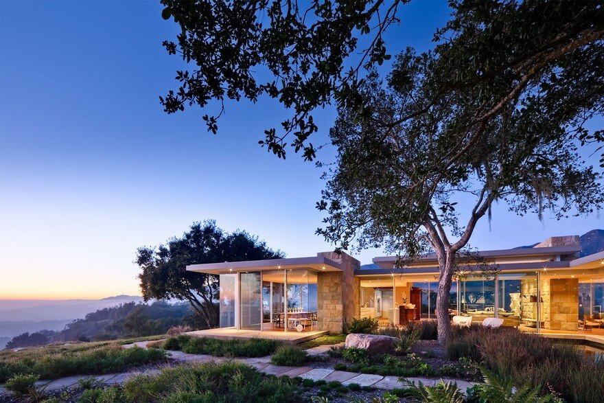 Carpinteria Foothills Residence / Neumann Mendro Andrulaitis Architects