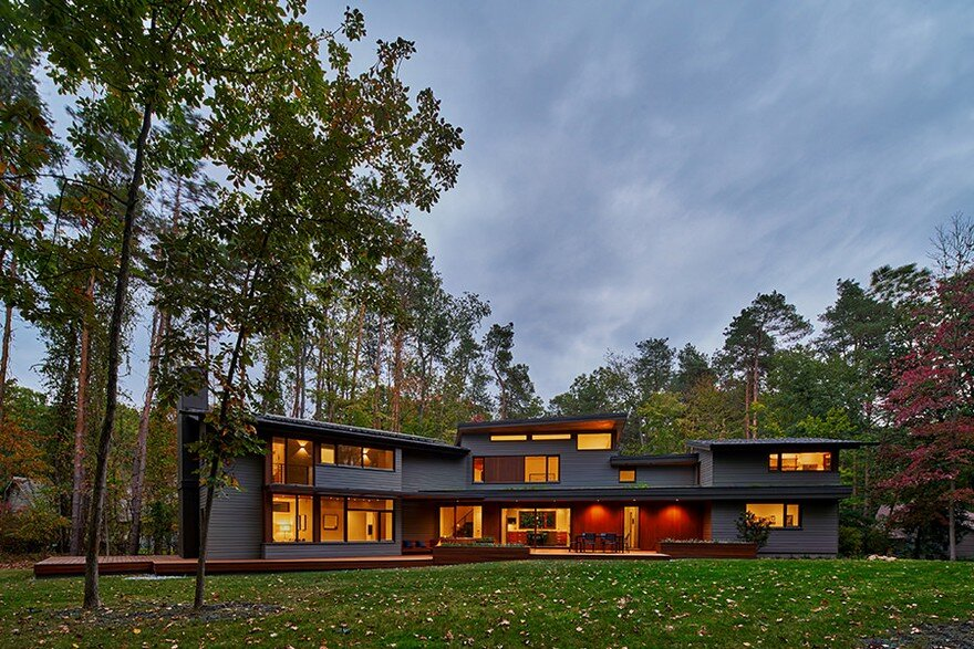 Deer Haven Residence, Mathison Mathison Architects