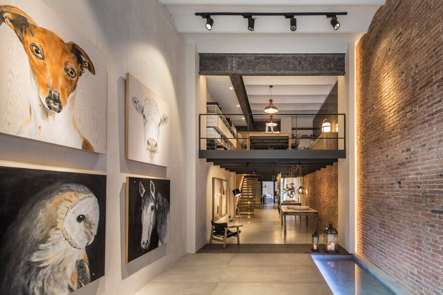 Espai París Art Gallery, Meritxell Ribé - The Studio Room 6