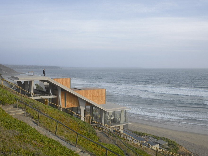 Ghat House in Chile / Max Núñez Arquitectos