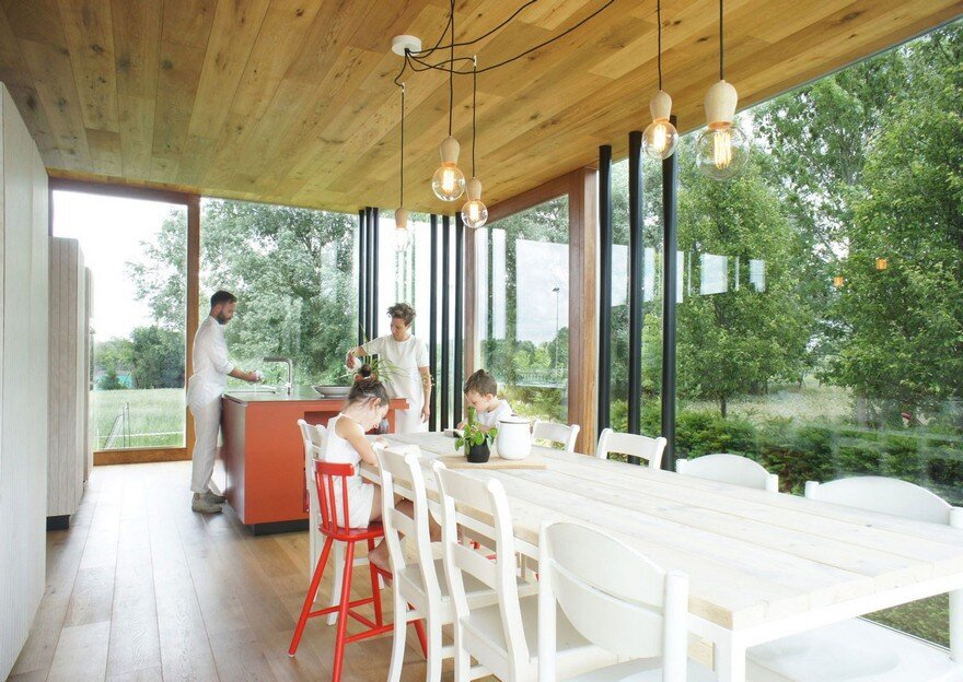 Kevin House in Haaltert, Belgium, Atelier Vens Vanbelle 1