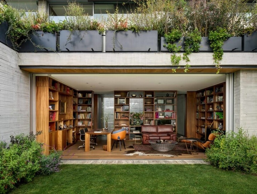 Modern Mexican Home
