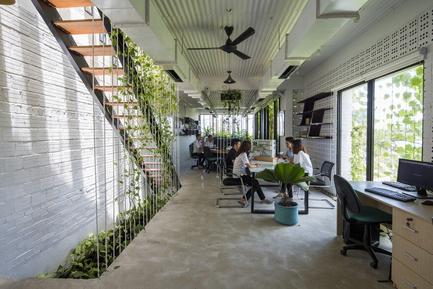 Alpes Office, Ho Khue Architects 5