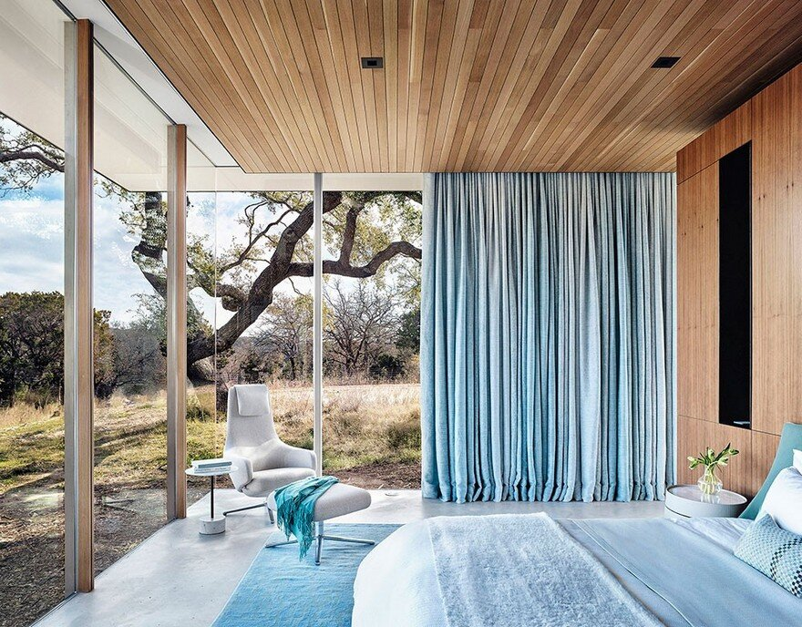 Cuernavaca House in Austin, Texas 5