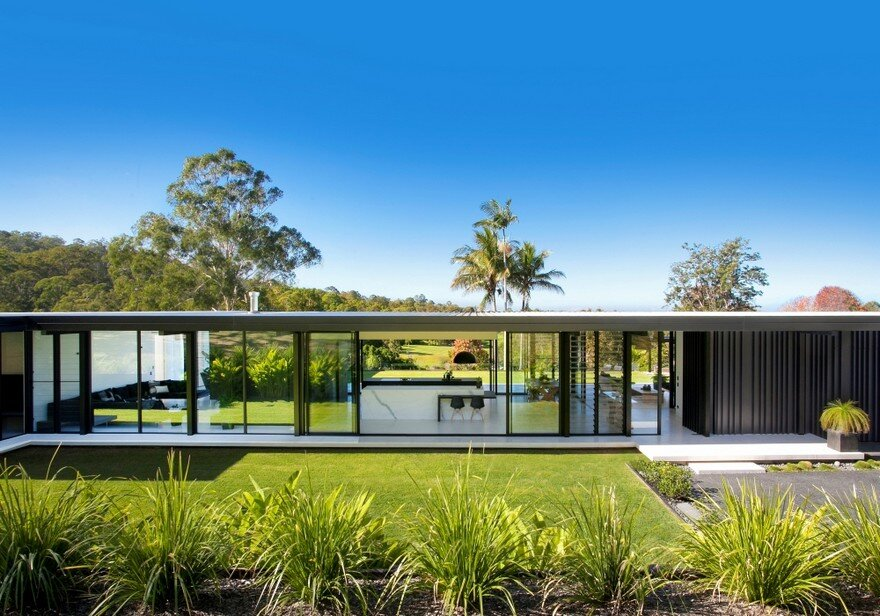 Doonan Glass House, Sarah Waller Architecture