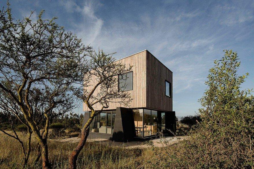 El Vigilante Shelter, Ruizsolar Arquitectos 8