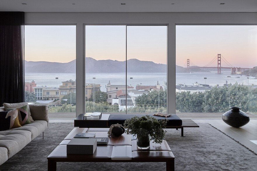 Esherick Sea Cliff House in San Francisco 7