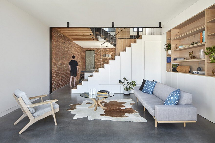 Fitzroy North House Renovation 1