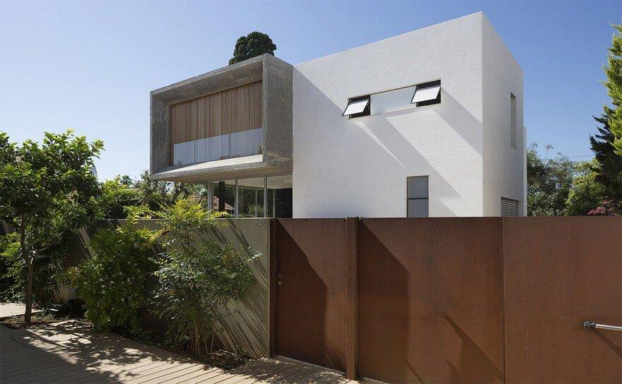 Herzliya House in Israel, archiFETO 15