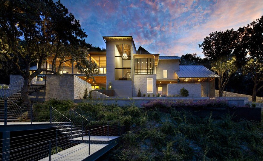 Horseshoe Bay House / Jay Corder Architect