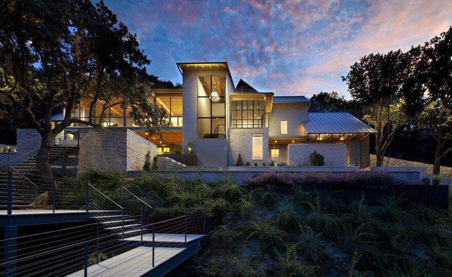 Horseshoe Bay House, Jay Corder Architect