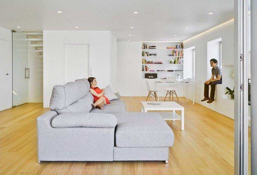 Minimalist Spanish Duplex With a Very Friendly Design 2