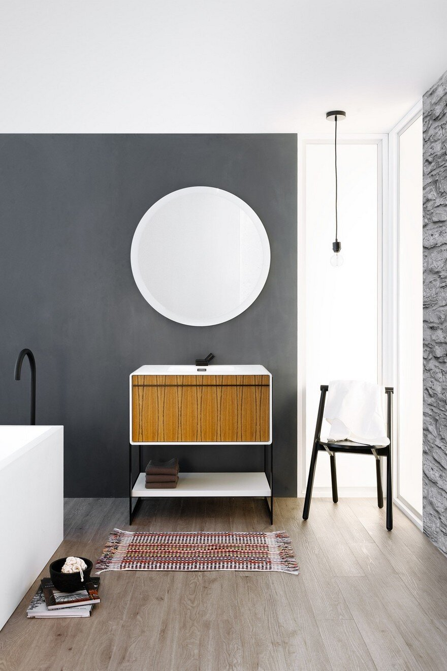 New Bathroom Furnishings Collection Inspired By Art Déco Age 3