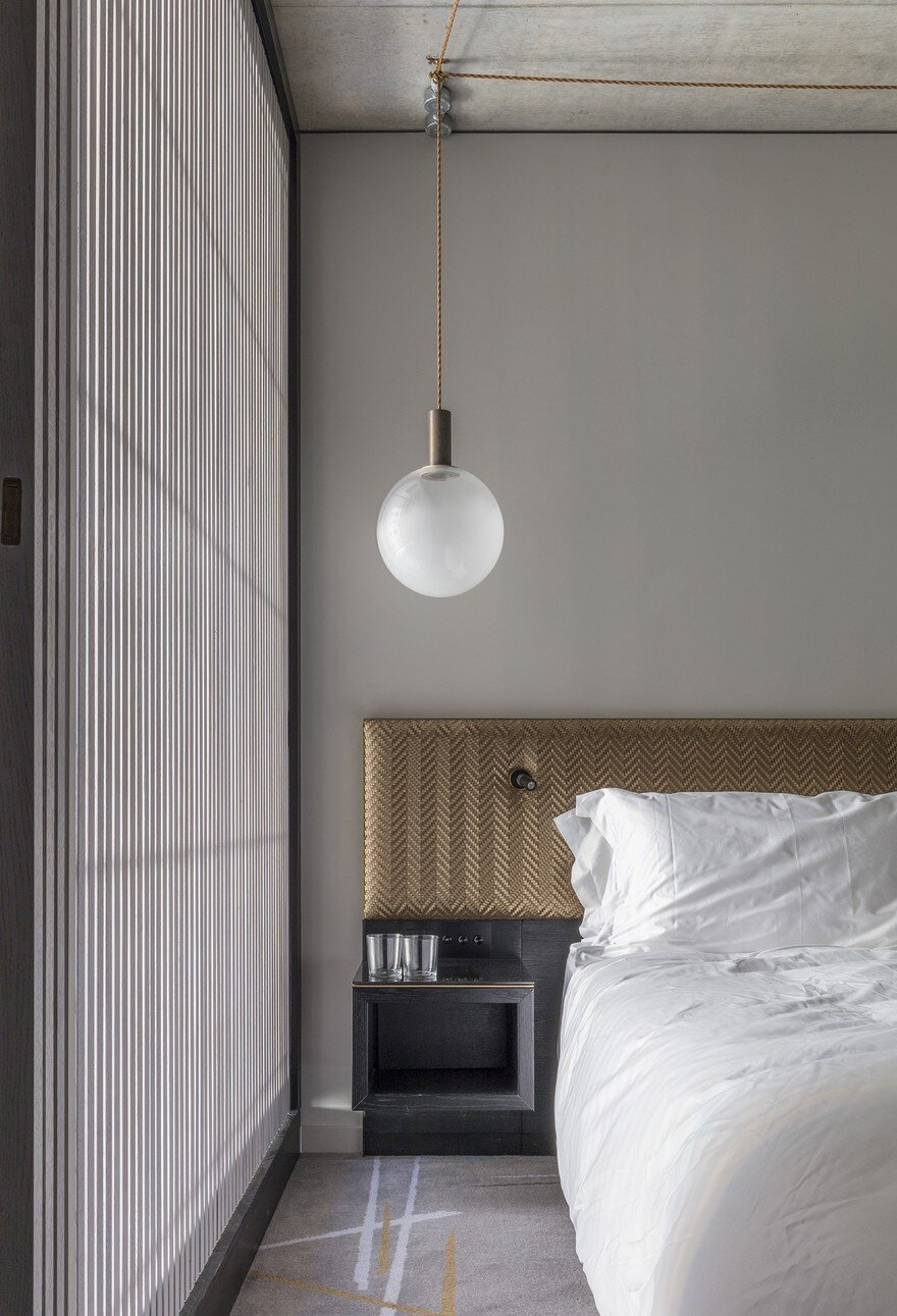Nobu Hotel Shoreditch: Nobu Hotel In London By Ben Adams Architects