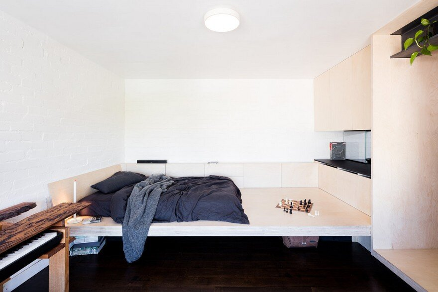 Optimal Interior Design For A 28 Sqm Micro Apartment In Melbourne 3