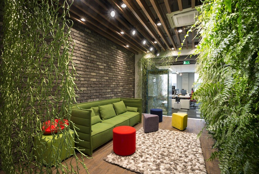 People-Friendly Office: Codewise in Cracow, Poland 2