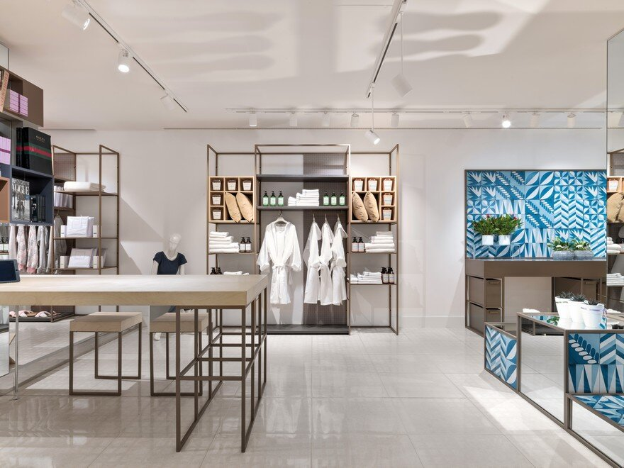 Piuarch Designs the New Yamamay Concept Store