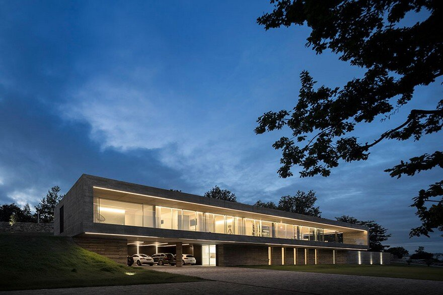 Sambade House in the Portuguese Countryside by Spaceworkers 15