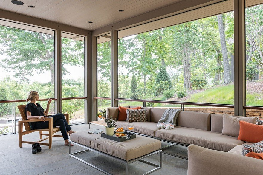 Walnut Cove Residence / Samsel Architects