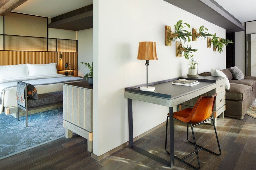 1 Hotel Brooklyn Bridge Park Incorporated Architecture Design