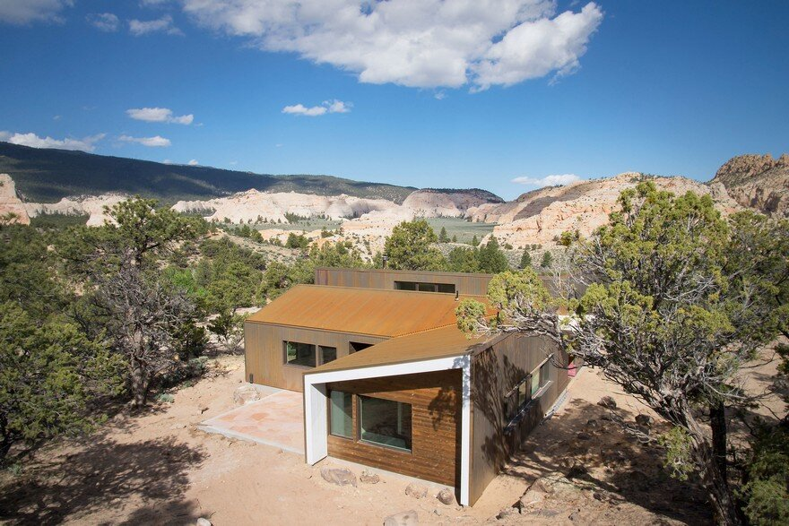 Capitol Reef Desert Dwellings, Imbue Design