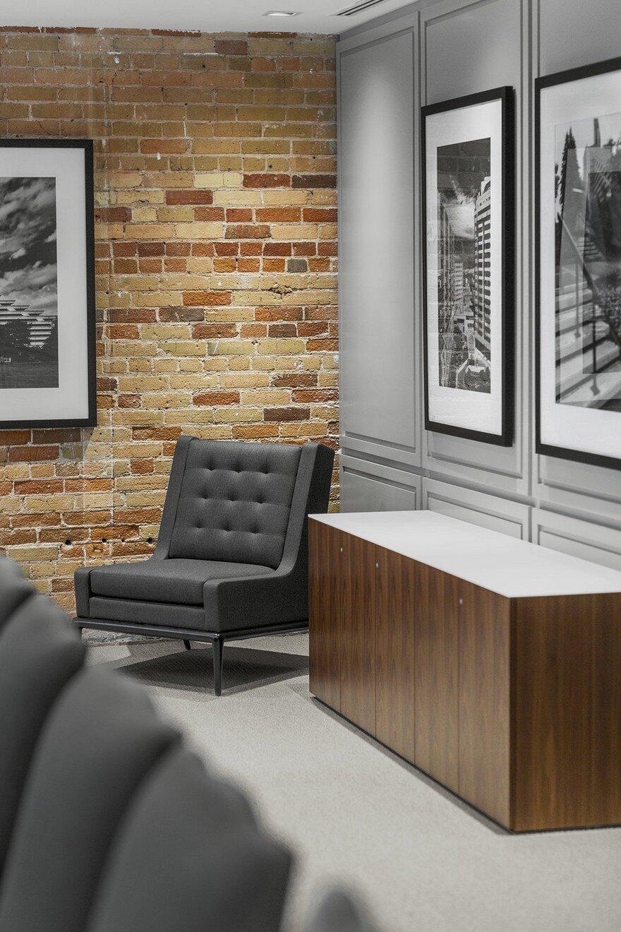 Capreit Office Space Renovation In Toronto