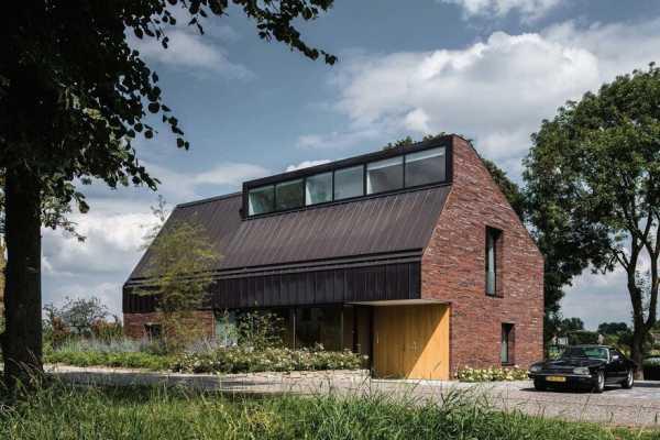 Contemporary Dutch Villa by EVA Architecten