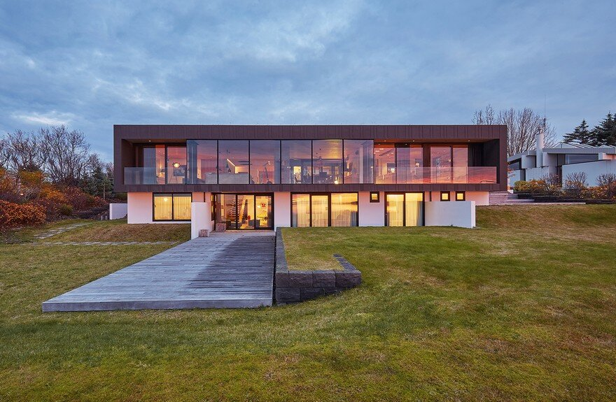 Elegant Approach to Family Home Design in Reykjavík, Iceland