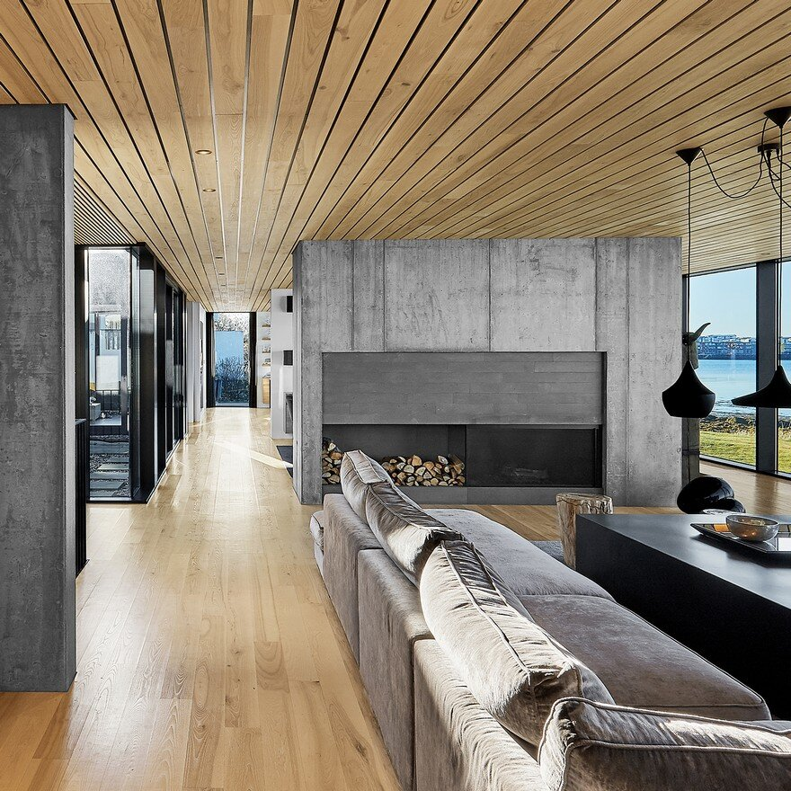 Elegant And Family Friendly Atlanta Home: Elegant Approach To Family Home Design In Reykjavík, Iceland