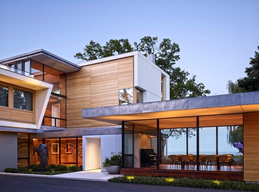 Lake View Residence by Thomas Shafer Architects 1