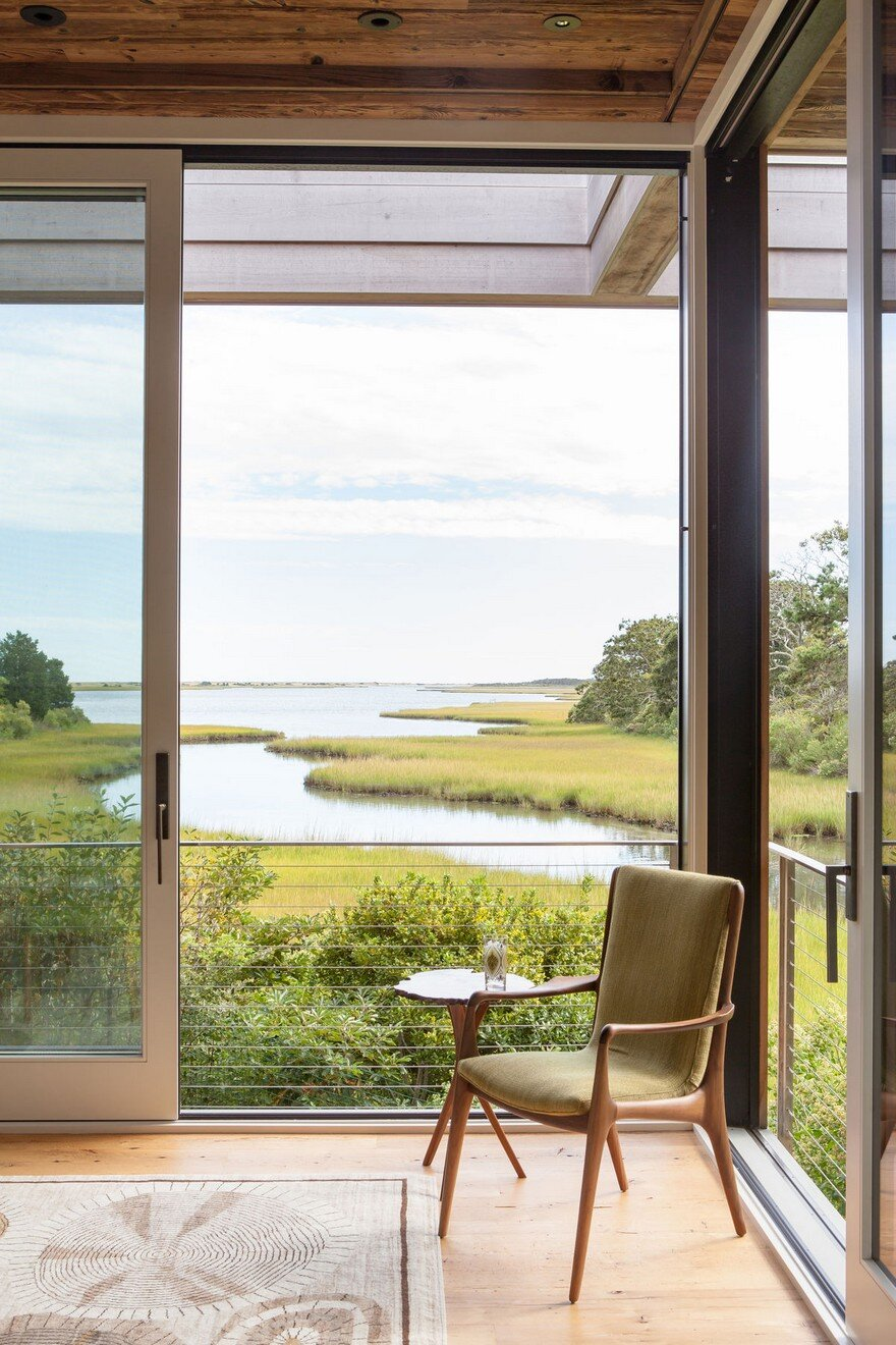 Marsh House On Chappaquiddick Island Massachusetts