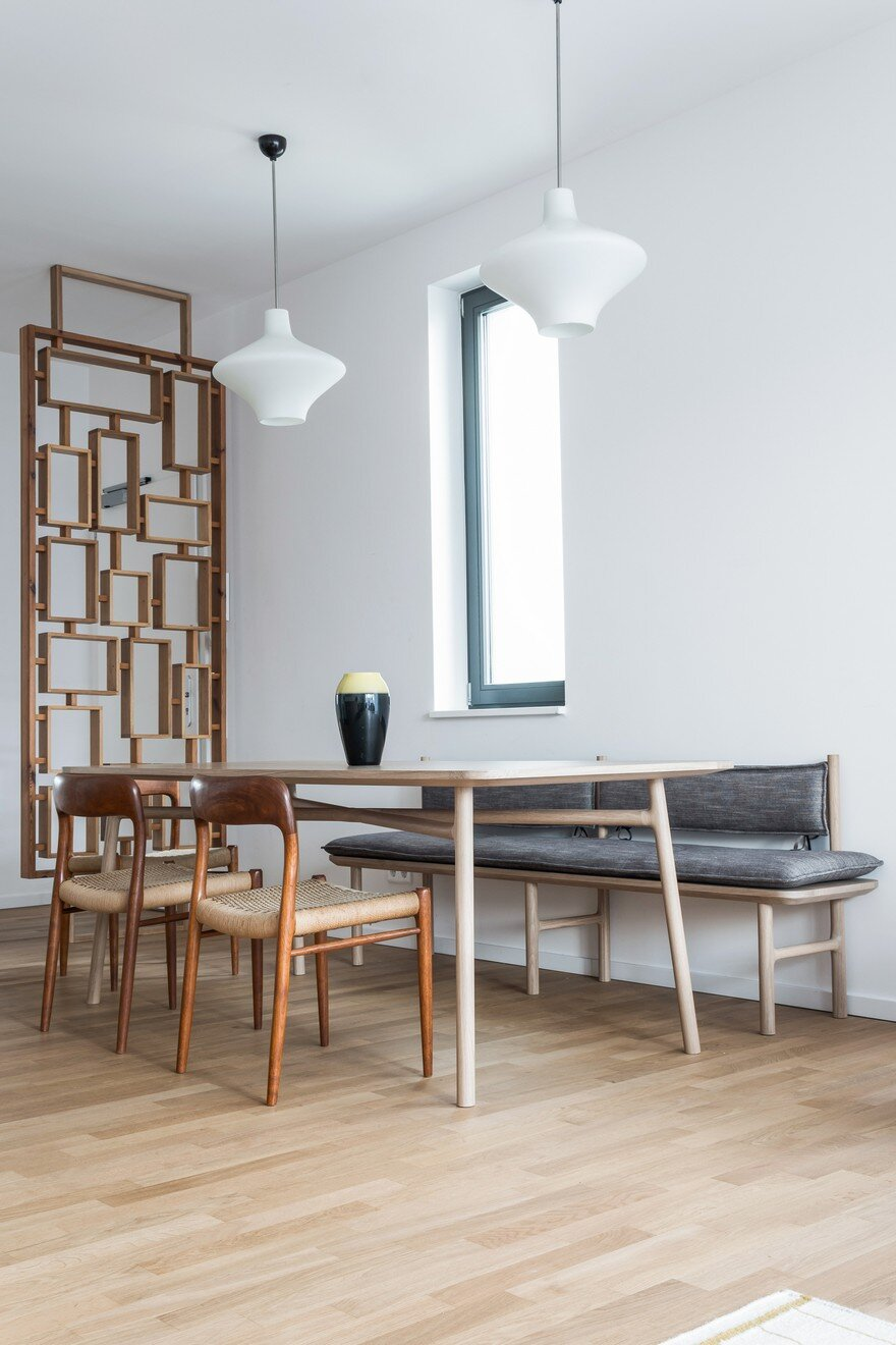 Minimalist Apartment In Mitte Berlin Loft Kolasiński