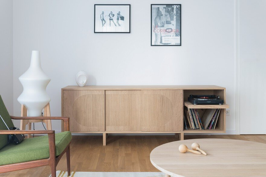 Minimalist Apartment in Mitte, Berlin 8