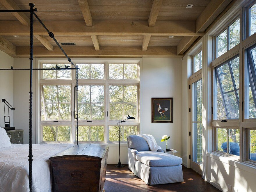 Napa Valley House by Kathryn Quinn Architects
