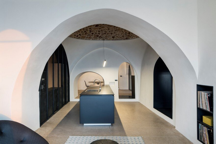 Old Jaffa House Renovated by Pitsou Kedem Architects