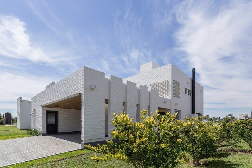 Patio Residence, Arrillaga Parola Arquitectos