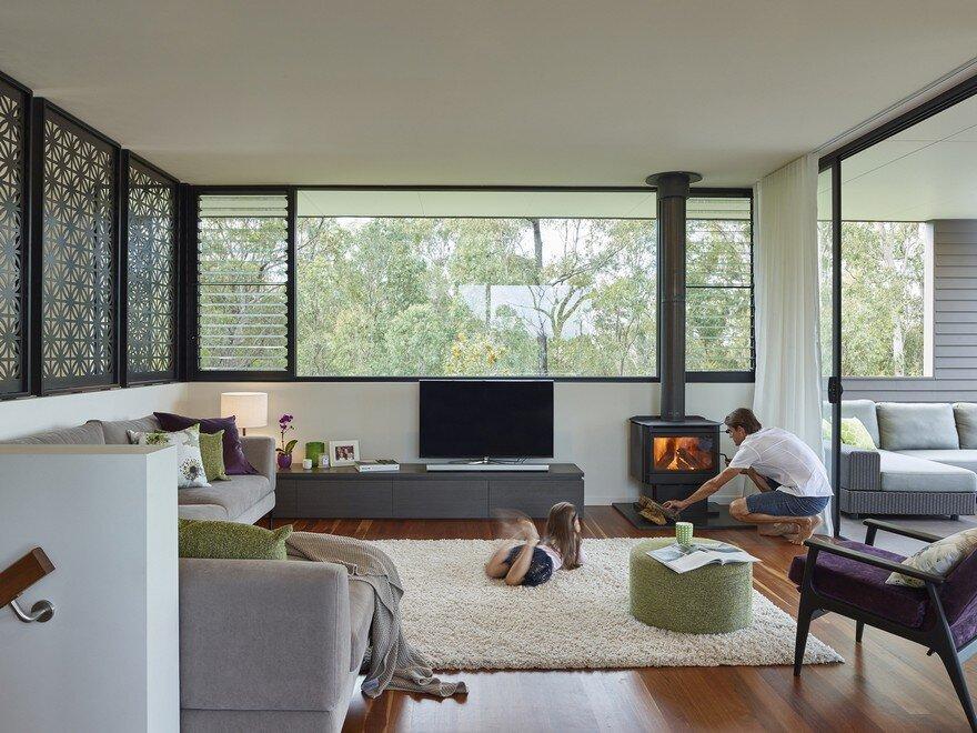 Remarkable Design Shaping Modern House In Gold Coast Australia 14