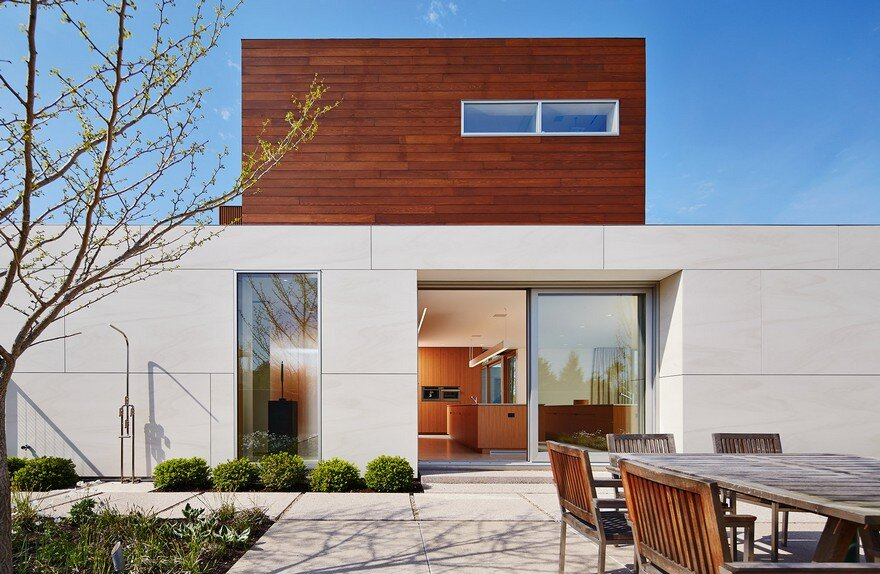 St Joseph Residence by Wheeler Kearns Architects