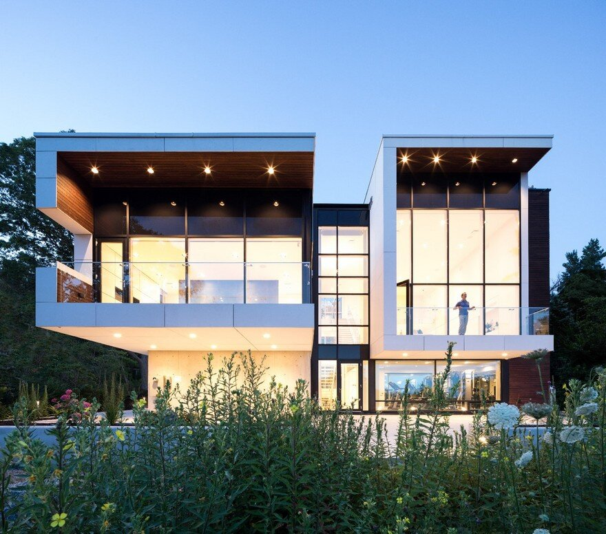 Syncline Residence in Halifax / Omar Gandhi Architect