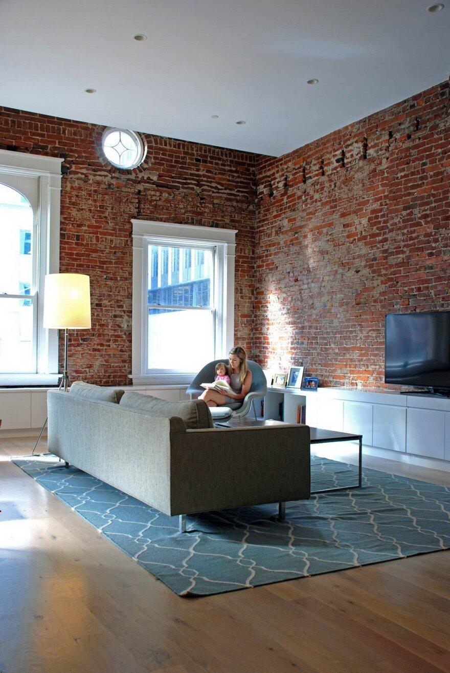 The cohen loft in nashville sanders pace architecture for David sanders home designs