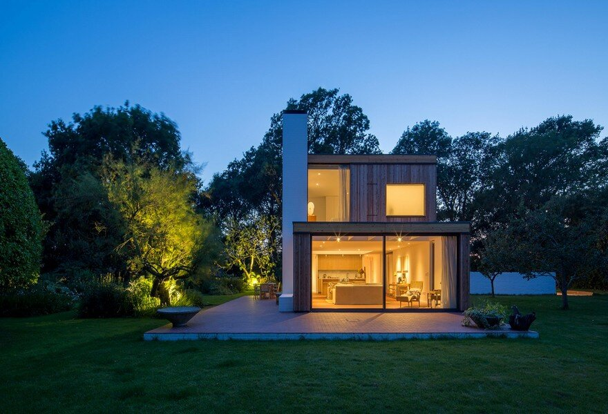 Woodpeckers House / Ström Architects
