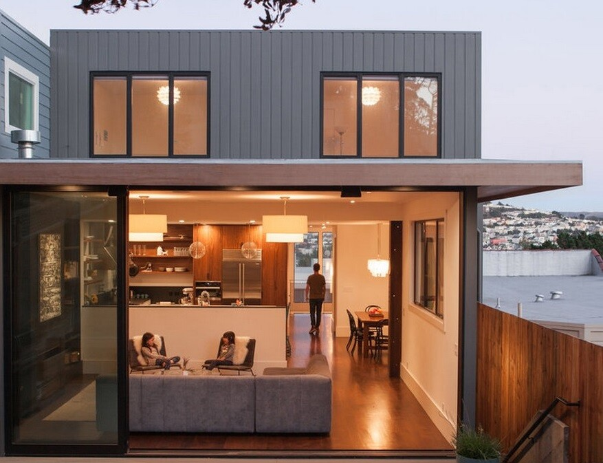 Glen Park House by McElroy Architecture