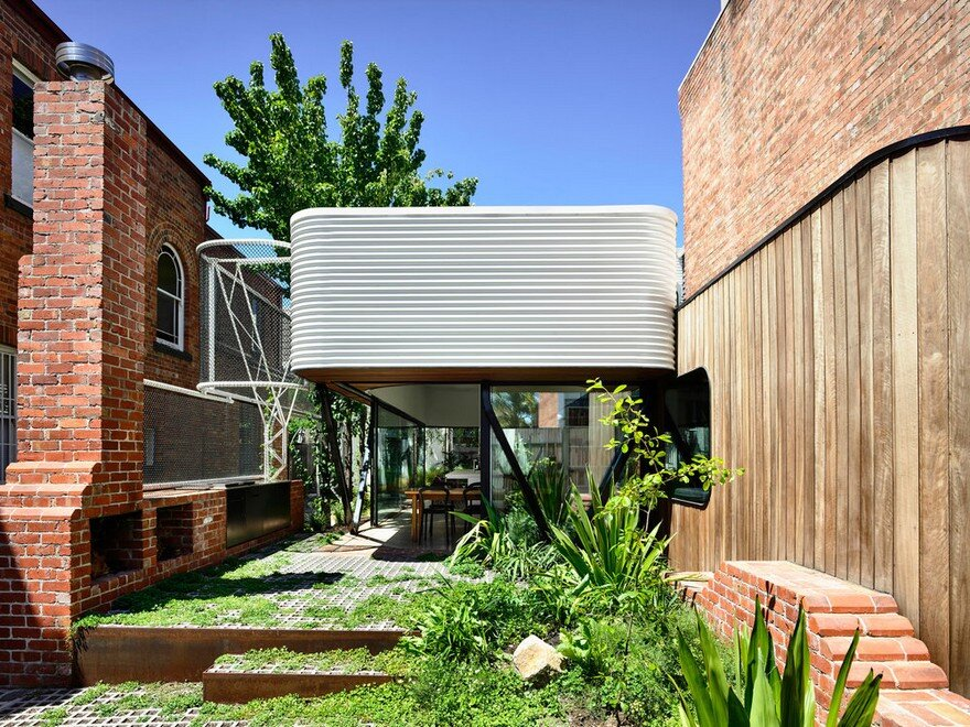 King Bill House: Renovation and Extension of a Double Story Terrace House
