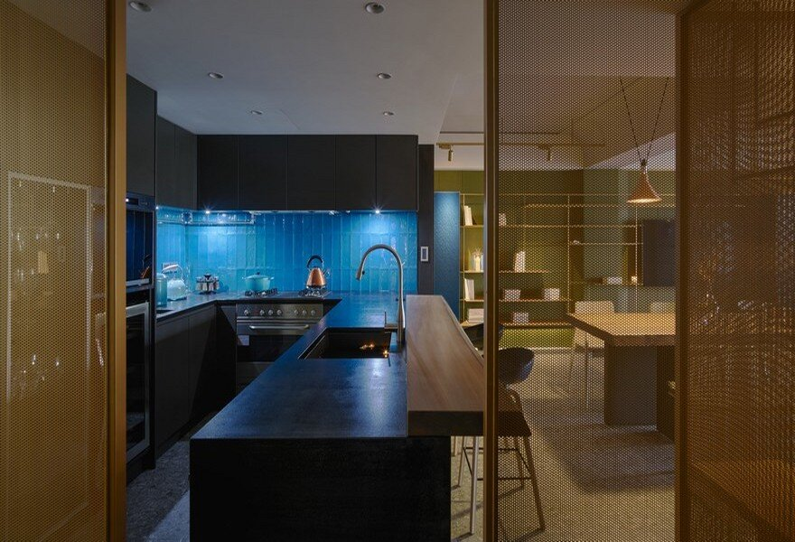 Les Fauves Apartment in Taiwan / Waterfrom Design