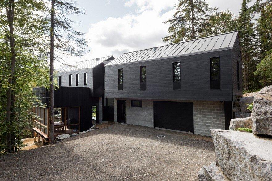 De La Canardiere Residence, Atelier BOOM-TOWN