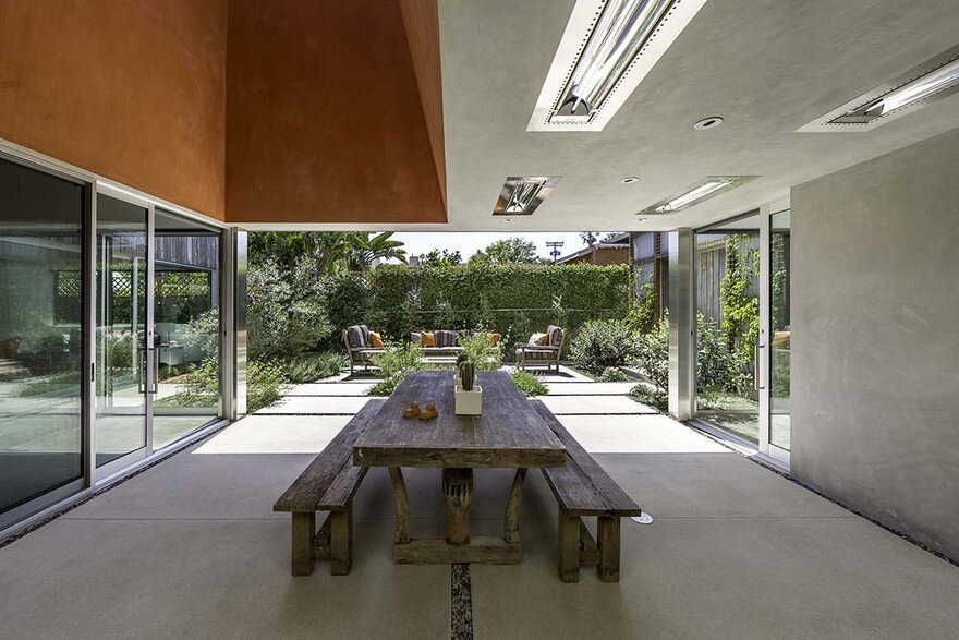 Flower Residence, Modal Design 8