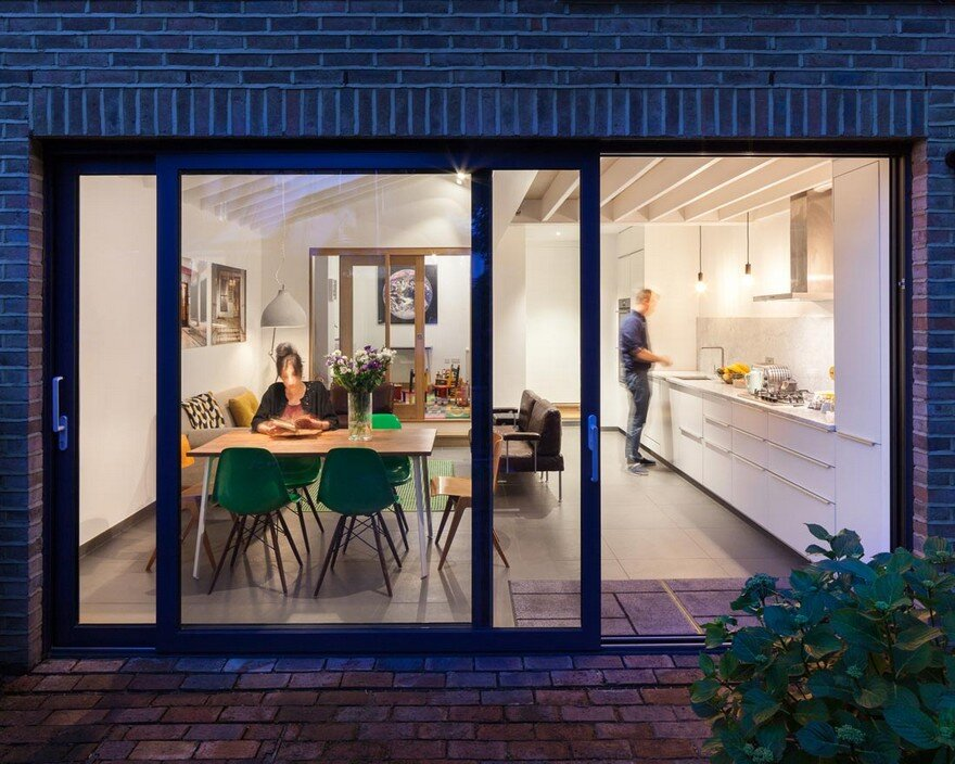 Full Refurbishment of a Ground-Floor Flat in a Victorian Terraced House
